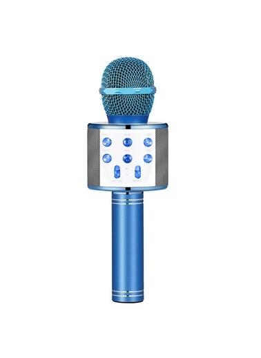 Microsonic Microsonic Karaoke tooth Mikrofon Mavi